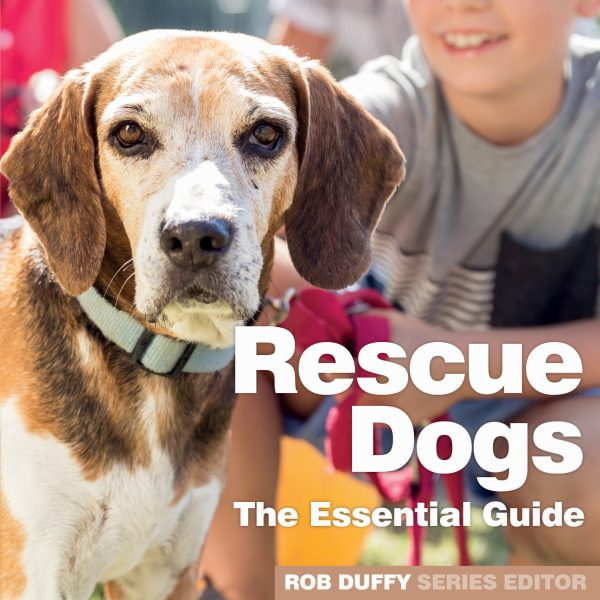 44_Rescue Dogs – The Essential Guide_COVER