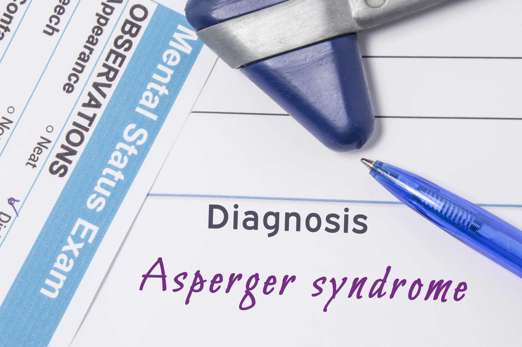 What Other Conditions Are Related To Asperger Syndrome