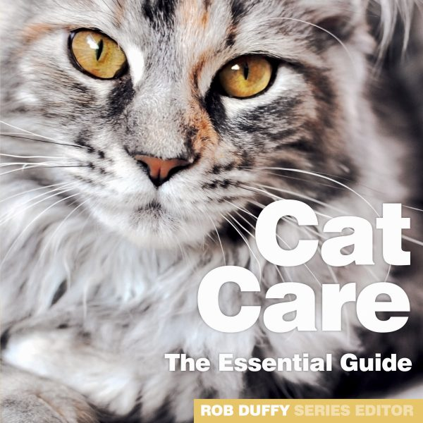 C2_Cat Care The Essential Guide