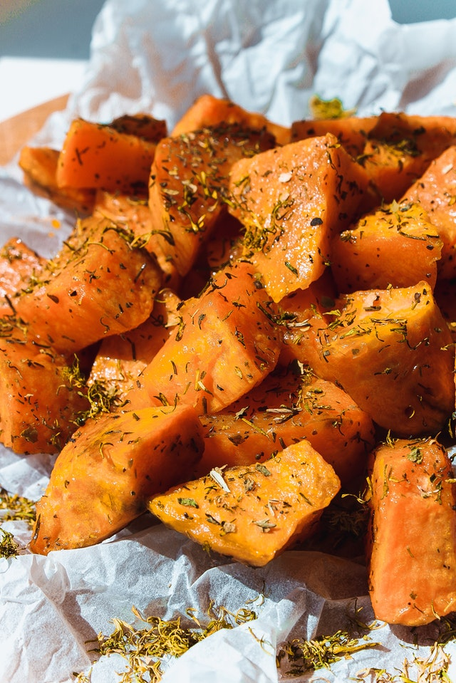 What Can You Make With A Baked Sweet Potato?