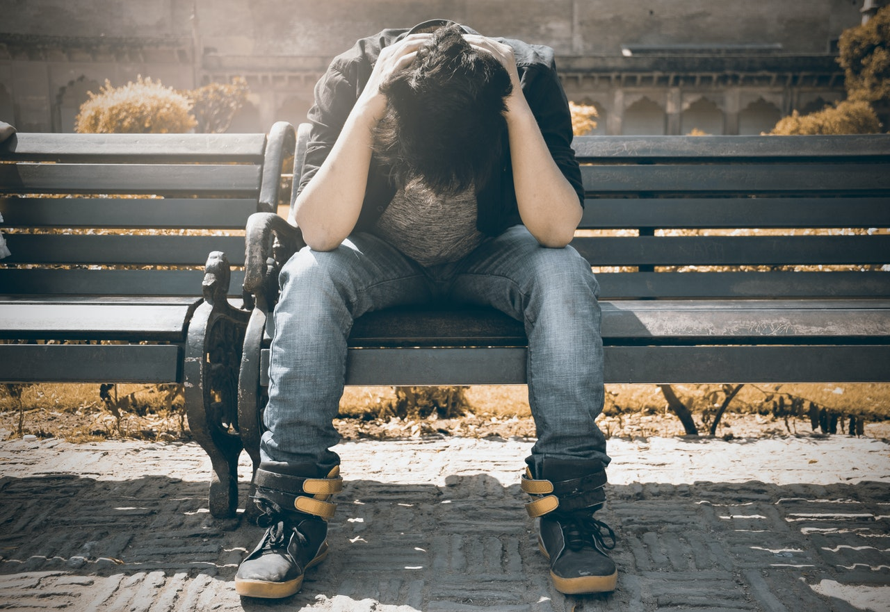 Suicide Is One Of The Biggest Killers Of Men