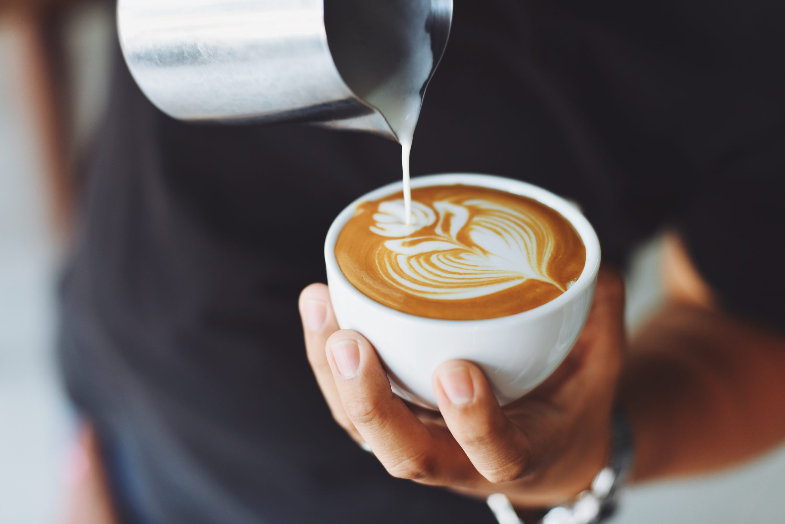 Grab A Mug: It's International Coffee Day!